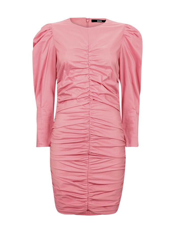 Drapert kjole (kr 500, Bik Bok).