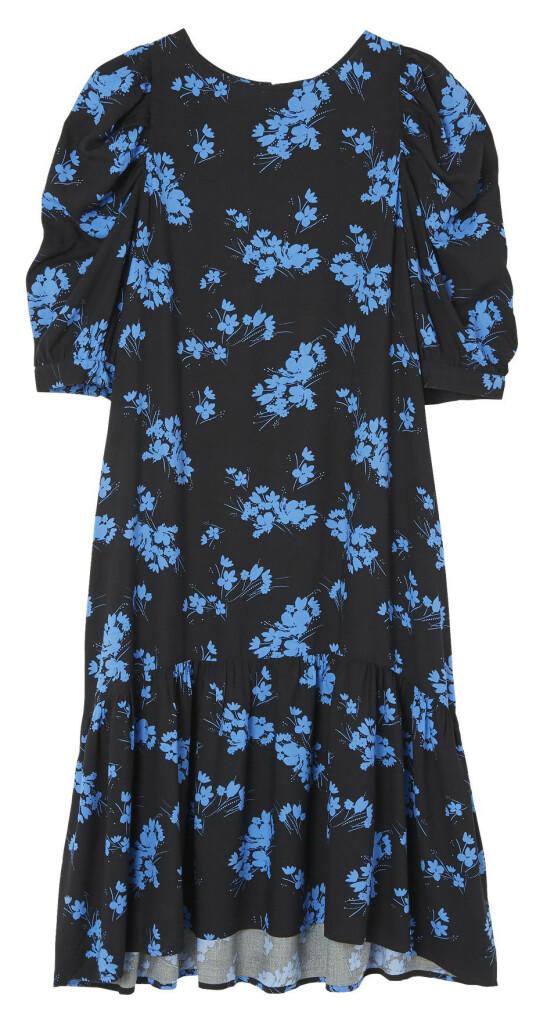 Blomstrete kjole (kr 400, Lindex).