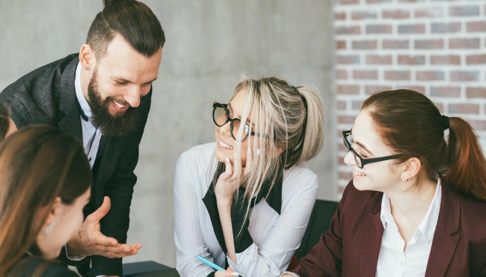 GODFØLELSER: Noen ganger ser vi en person som minner oss om noen vi kjenner. Det kan være en assosiasjon til noen som har gitt oss godfølelser en gang.