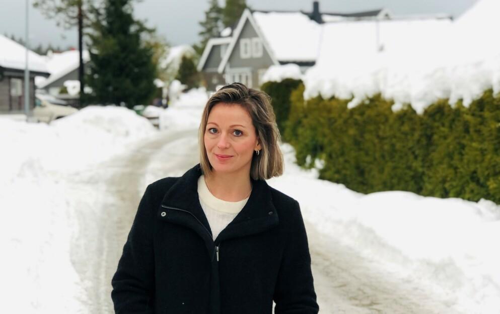 GJERDRUM-KATASTROFEN: Jordmor Ane Emilie Gjerdrum var på nattevakt da skredet rammet. Hjemme var hennes tre barn og barnas morfar. Men det er ikke første gang familien Gjerdrum mister hjemmet sitt. FOTO: Malini Gaare Bjørnstad