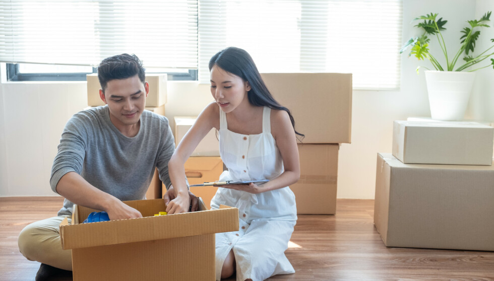 STABILITET ER VIKTIG: Lykkelige, følelsesmessig stabile par sørger for lykkelige og følelsesmessig tilfredsstillende ekteskap.