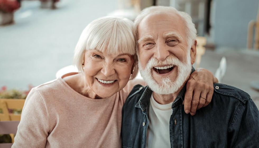 TRYGT FELLESSKAP: Det er kanskje ikke så rart at vi tilpasser oss personen vi bor sammen med, prøver å komme overens og skaper et godt og trygt fellesskap i ekteskapet.