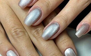 Ny trend: Nå skal neglene dine se ut som fløyel