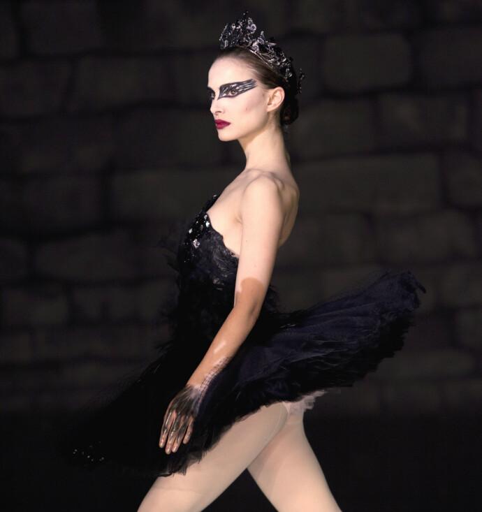 BLACK SWAN: Natalie Portman i «Black Swan» i 2010, en rolle hun vant Oscar for. FOTO: NTB