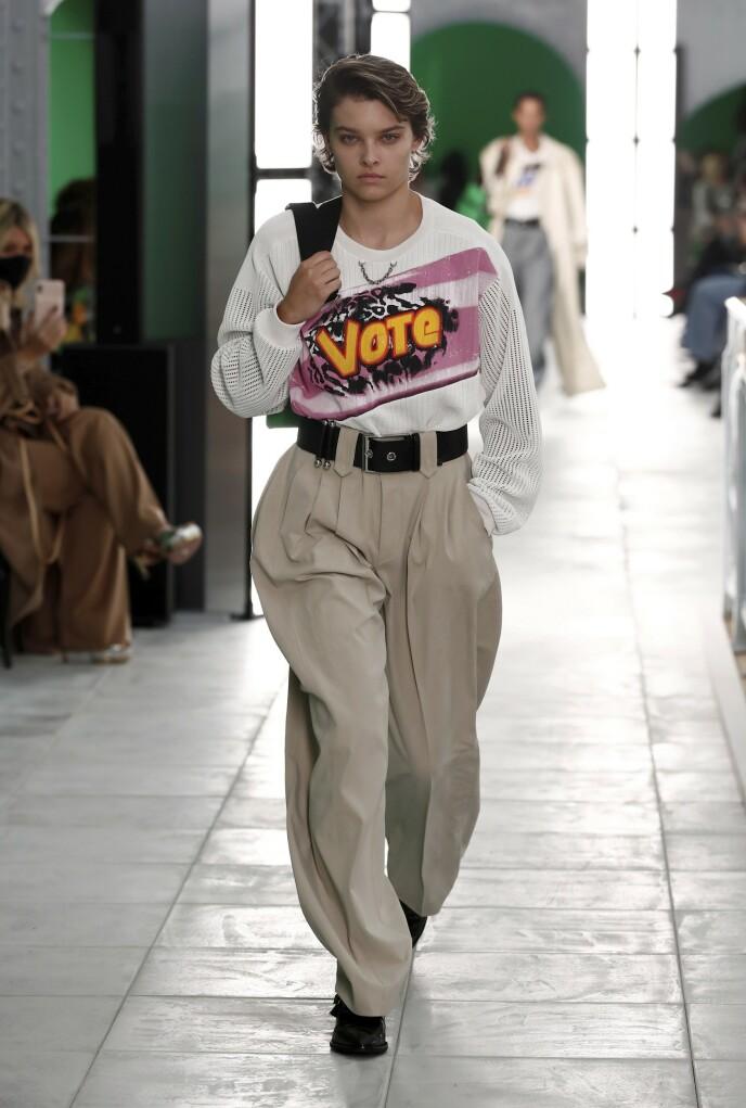 Louis Vuitton. FOTO: NTB