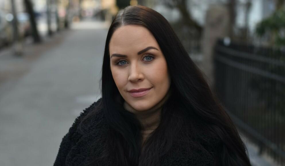 SLET MED DEPRESJON: June Holm reagerer på at ingen av de hun har søkt hjelp hos for sine psykiske plager har stilt spørsmål om hvilken prevensjon hun bruker. FOTO: Privat