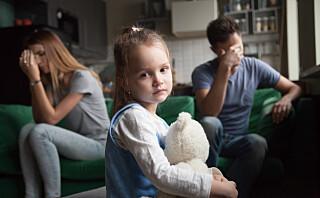 Dette gjør foreldre oftest feil ved samlivsbrudd