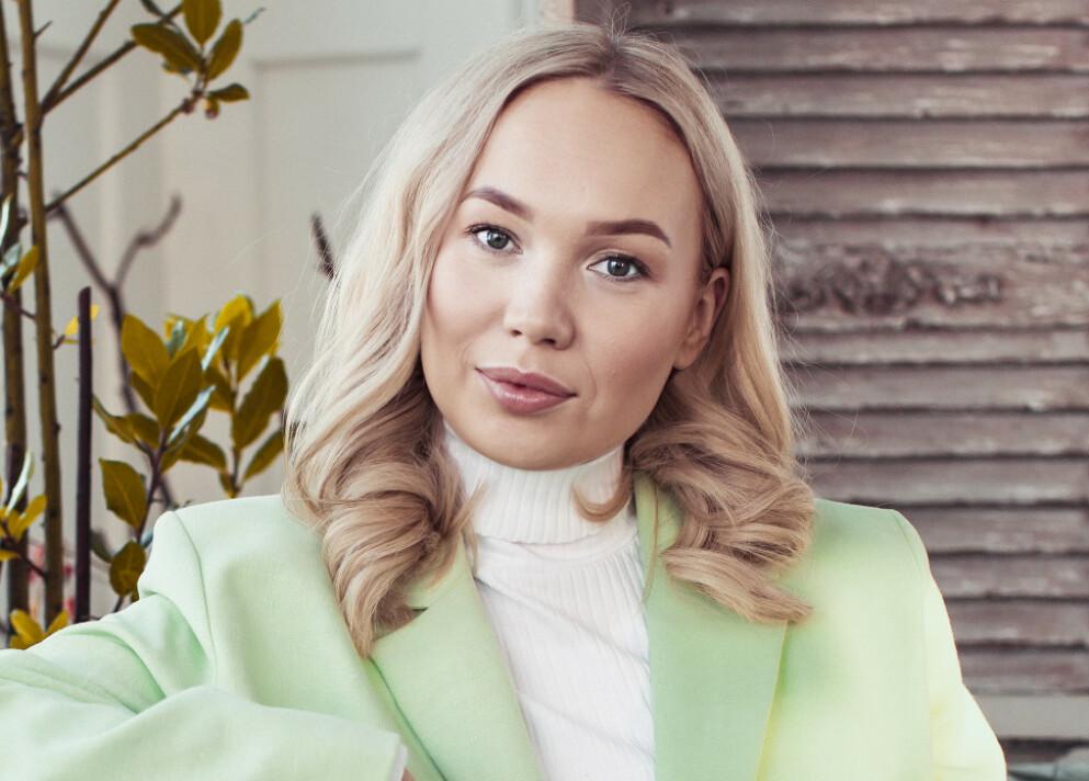 ÅPNER SEG: Agnete Saba hadde en tung tid både under og etter Eurovisonen i 2016. Det skulle ta år før hun endelig kjente at hun kunne komme tilbake til musikken, forteller hun til KK. FOTO: Astrid Waller