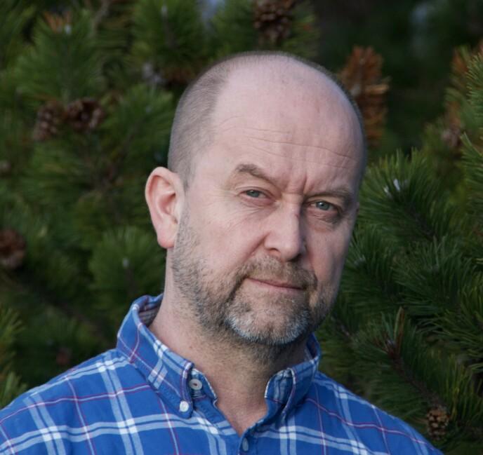 Toby Tørressen råder voksne til å tenke seg om før de finner en kjæreste med barn fra før. Han er koordinator for «Vanlig, men vondt», et opplegg for skilsmissebarn. Foto: Privat
