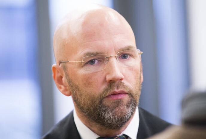 ADVOKATEN: Christoffers mor og stefar har besvart KKs spørsmål gjennom sin advokat Brynjar Meling. FOTO: Berit Roald / NTB