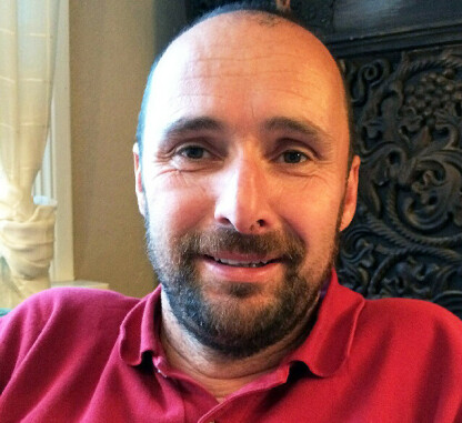 BISTANDSADVOKATEN: Anders Folkman ble opprettet av Stine Sofie Stiftelse som bistandsadvokaten til Christoffers far. FOTO: Privat