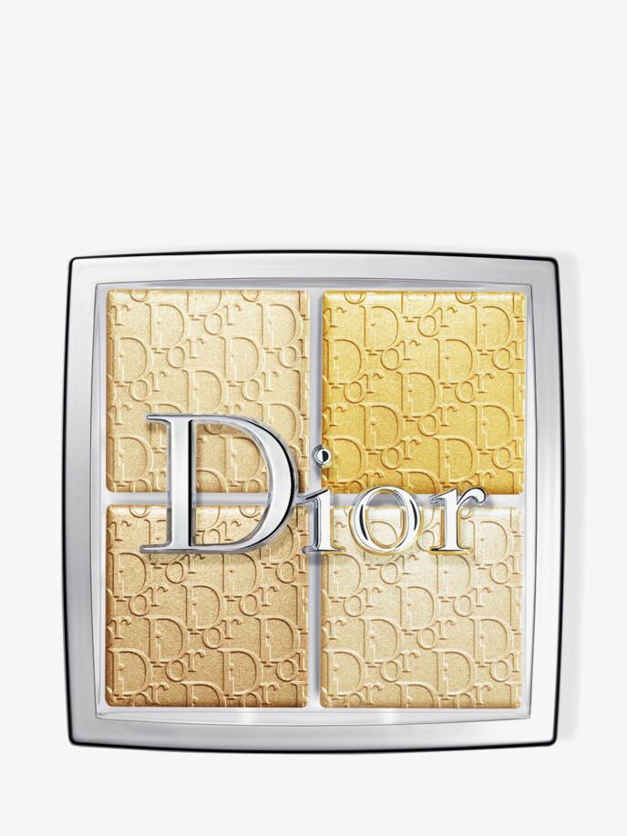 Glow Face palette i fargen Pure Gold (kr 470, Dior). FOTO: Produsenten
