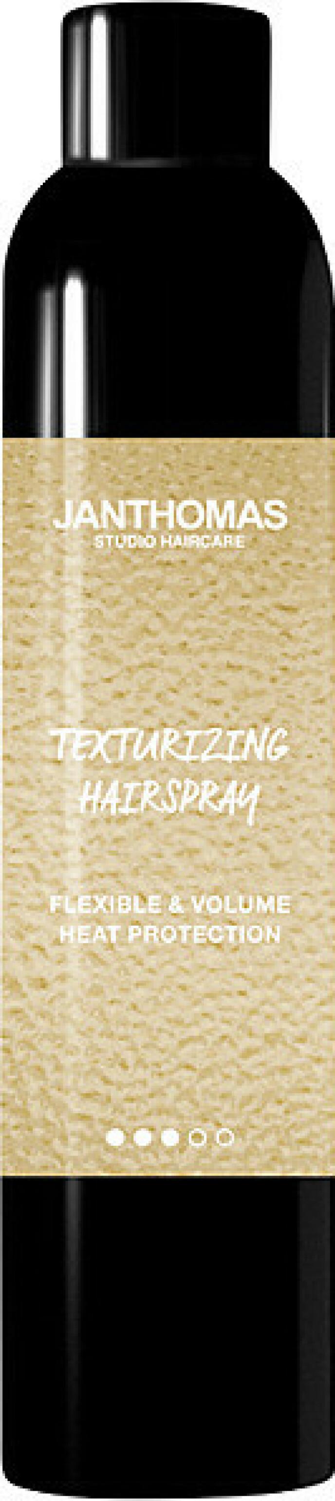 Texturizing Hair Spray (kr 139, Jan Thomas Studio). FOTO: Produsenten