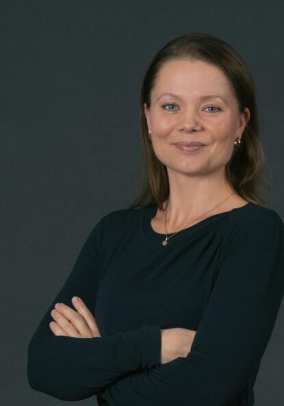 AVGJØRENDE FOR PSYKISK HELSE: Kristina S. Moberg understreker viktigheten av vennskap. FOTO: NTB