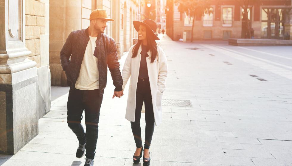 LIKE BARN LEKER BEST: Det kan være lurt å velge en kjæreste som ligner på deg selv.