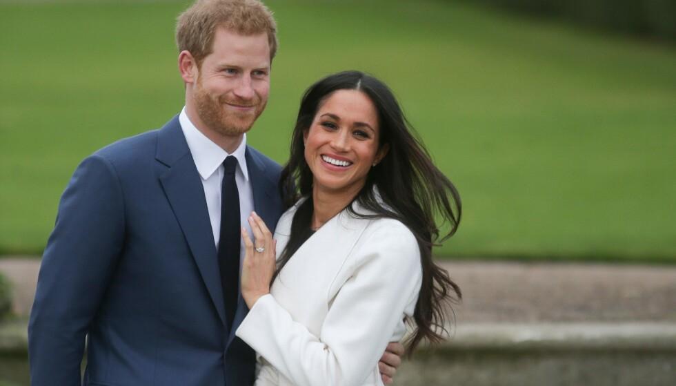 ÅPNER SEG: I halvannen time snakker prins Harry og hertuginne Meghan med Oprah Winfrey, i det første store intervjuet siden de sa fra seg kongelige plikter og flyttet til USA. FOTO: NTB