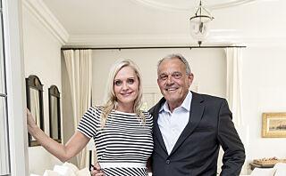 Finansfrue Janni giftet seg med 25 år eldre Karsten: - Folk kalte meg «gold digger»