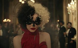 Se første glimt fra den nye Cruella-filmen