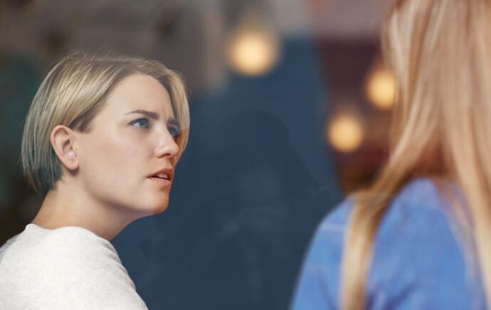 TUNGT FOR BEGGE PARTER: Et vennskapsbrudd kan føre med seg mange vonde følelser, både for den som ønsker å bryte kontakten og for den som opplever å bli «dumpet». FOTO: NTB