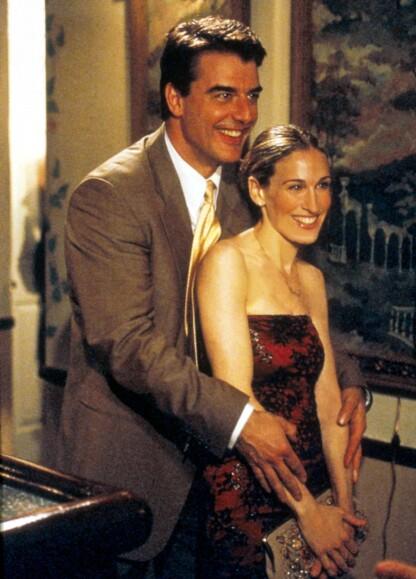MR. BIG: John James Preston, som han egentlig het, var Carrie Bradshaws store kjærlighet. FOTO:NTB