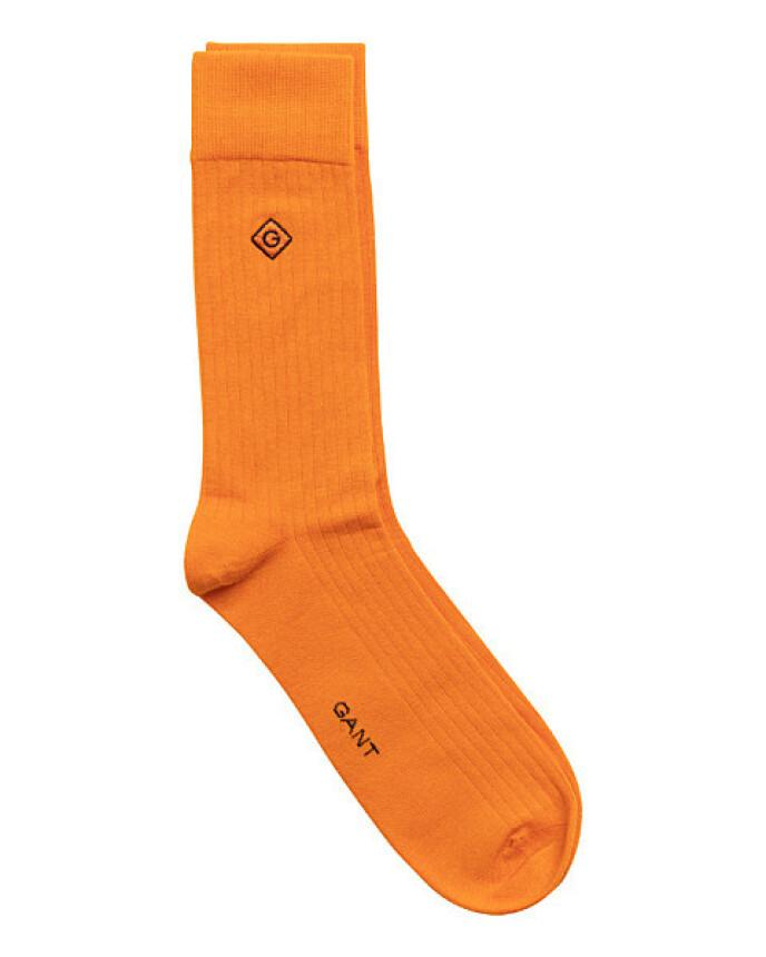 Sokker (kr 100, Gant).