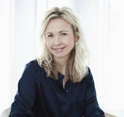 STØRRE AKSEPT FOR ALENETID: Psykolog Line Marie Warholm tror koronaåret har vist mange at det kan være godt å leve litt roligere. FOTO: Astrid Waller