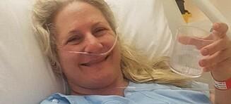 Trudy (45) har havnet i seks bilulykker