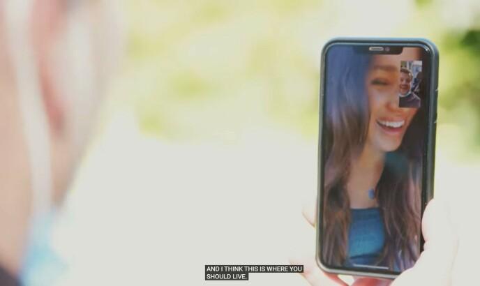 Foto: Skjermdump fra videoen