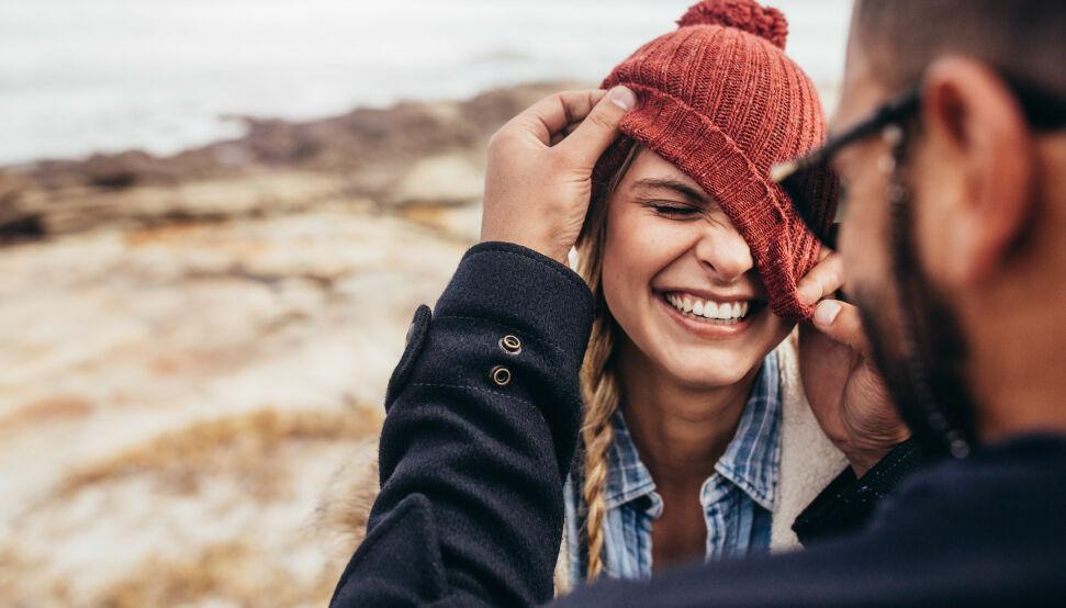 """DE TRE MAGISKE ORDENE: Å si """"Jeg elsker deg"""" for første gang kan føles som et stort og viktig skritt i parforholdet."""