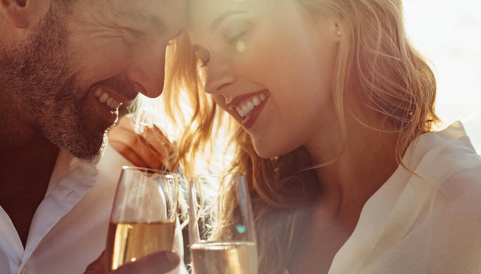"""VI ER FORSKJELLIGE: Noen bruker måneder eller til og med år før de vil si """"Jeg elsker deg"""" til noen."""