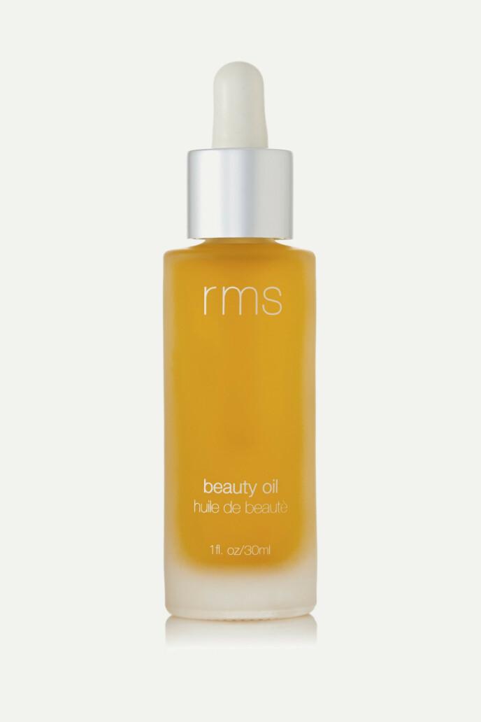 Beauty Oil, 30 ml (kr 820, RMS). FOTO: Produsenten