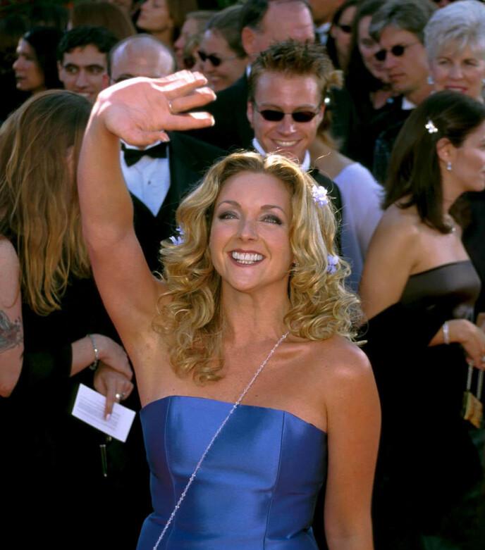 JANE KRAKOWSKI: Stjernen har hatt stor suksess både på TV-skjermen og på Broadway. Foto: NTB
