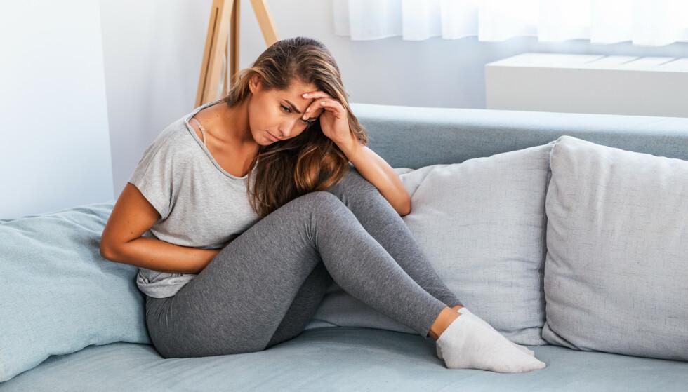 Det angis at opptil 80 prosent av kvinner har alvorlig PMS, men ikke alle får en diagnose. Foto: NTB