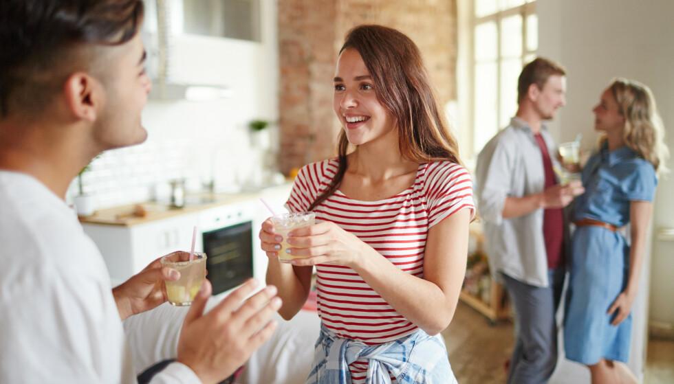 ÅPENT FORHOLD ELLER SWINGERS: Forskning tyder på at rundt 20 prosent av ektepar har eksperimentert med ikke-monogami. FOTO: NTB