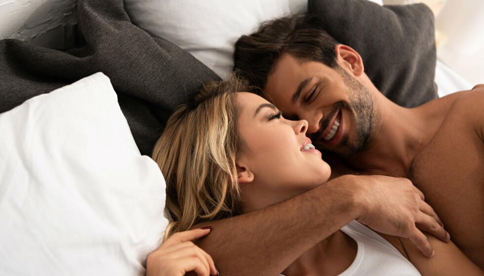 SEXLYST: Sexlysten kan svinge, men kan det ha noe med syklusen å gjøre? FOTO: NTB