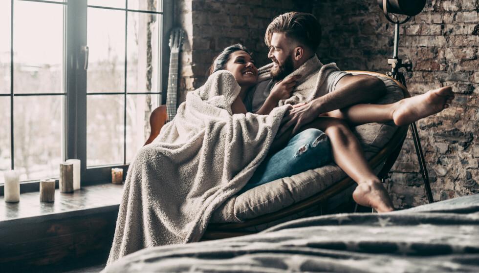 HVERDAG: Vet du egentlig hva kjæresten din ønsker seg mer av i hverdagen? En fersk studie har svaret. Foto: NTB