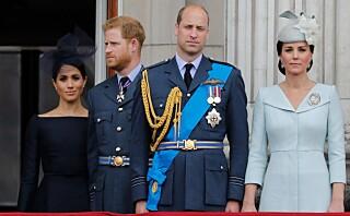 Prins William bryter tausheten etter sjokk-intervjuet