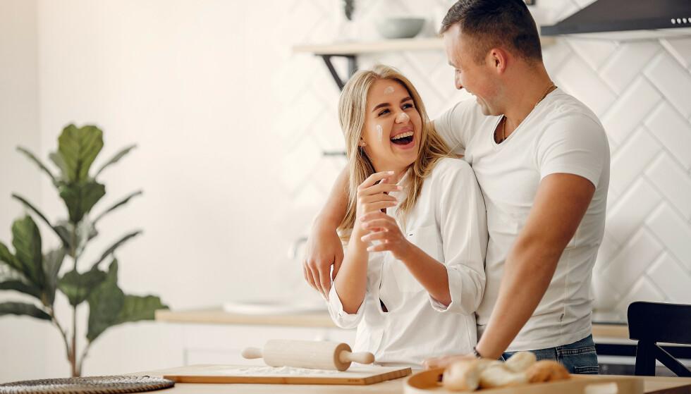 TA TAK I DEG SELV: - Din respons påvirker din kjæres atferd og kommunikasjon, enten du liker det eller ikke. FOTO: NTB
