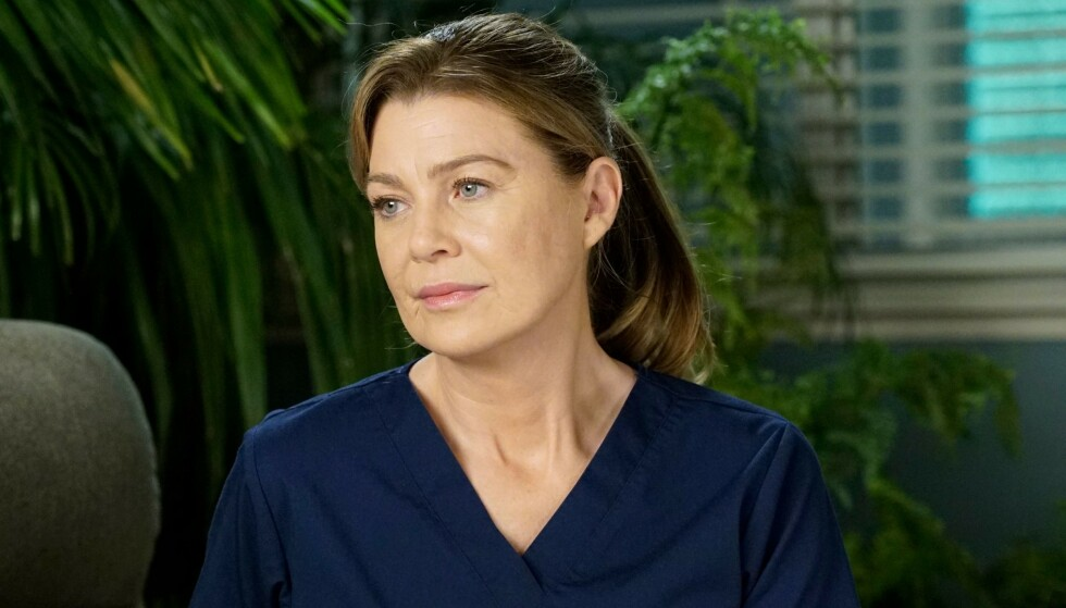 HOVEDROLLEINNHAVER: Ellen Pompeo har spilt Meredith Grey i «Grey's Anatomy» i 16 år. FOTO: NTB
