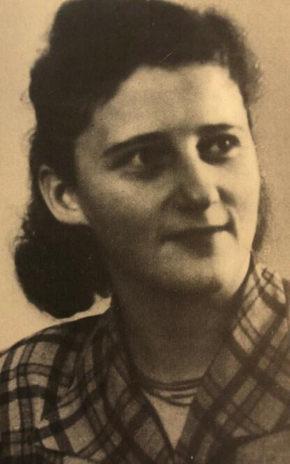 BITTEMA: Dette fotografiet er fra høsten 1945. FOTO: Fra boken «Bittema - gjennom KZ til friheten» // Cappelen Damm