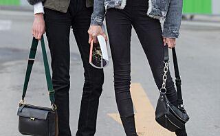 Slik bevarer du fargen på svarte jeans