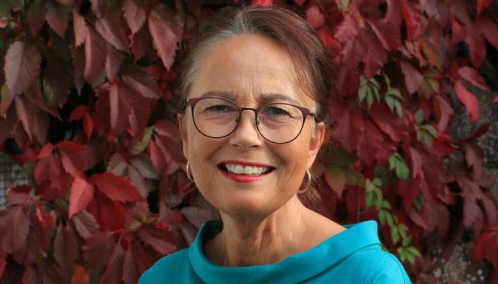 HELSEFREMMENDE: Ann Karin Swang, leder for Landsgruppen av helsesykepleiere i NSF, er enig i at barselgrupper er et viktig tilbud for nybakte mødre. FOTO: LaH