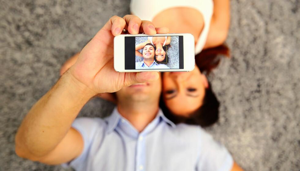 INSTAGRAM ER ANNERLEDES: Par oppfører seg ofte annerledes på Instagram enn på for eksempel Facebook. På Facebook er vi ofte venner med folk som vi kjenner i virkeligheten, mens på Instagram prøver mange å nå et større publikum.