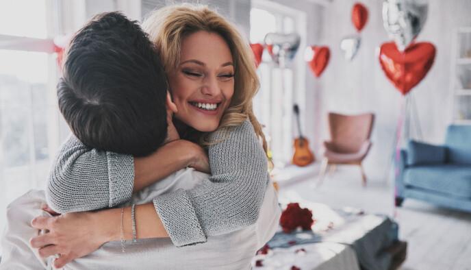 MÅ TA EN SJANSE: - Å diagnostisere daten din er neppe en god start for å bli kjent med en potensiell kjæreste. FOTO: NTB
