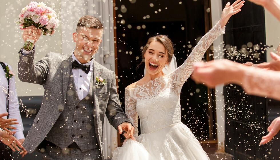 SPILLER PÅ DINE DRØMMER: Hvis du drømmer om å gifte deg, kan narsissisten spille videre på det og snakke om det fantastiske bryllupet dere kan ha i fremtiden, selv om han vet at det aldri vil skje. FOTO: NTB