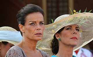 Prinsesse Stephanies mørke hemmelighet: Bare søstrene kjenner sannheten