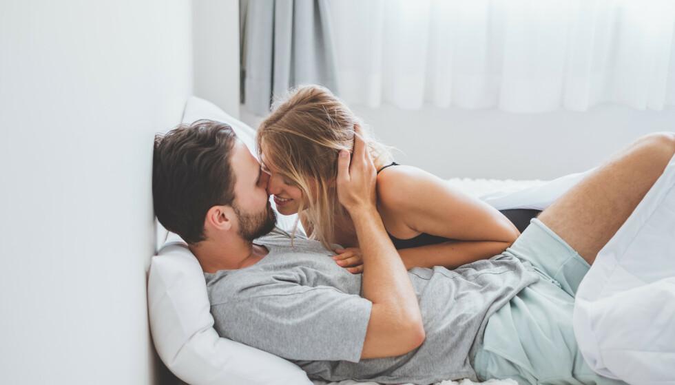 VIKTIGST AT DERE ER FORNØYD: At den ene tar mer initiativ til sex enn den andre trenger ikke bety at det er noe galt med forholdet, så lenge begge er fornøyde.