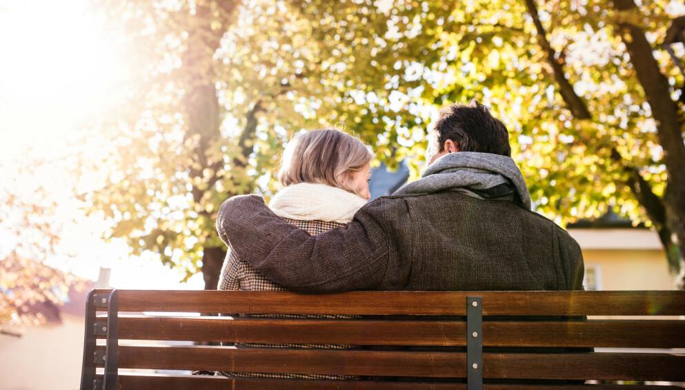 NYTER STILLHETEN: - Kunnskap om når taushet er gull, er en undervurdert ferdighet i parforhold, sier samlivsterapeuten. FOTO: NTB