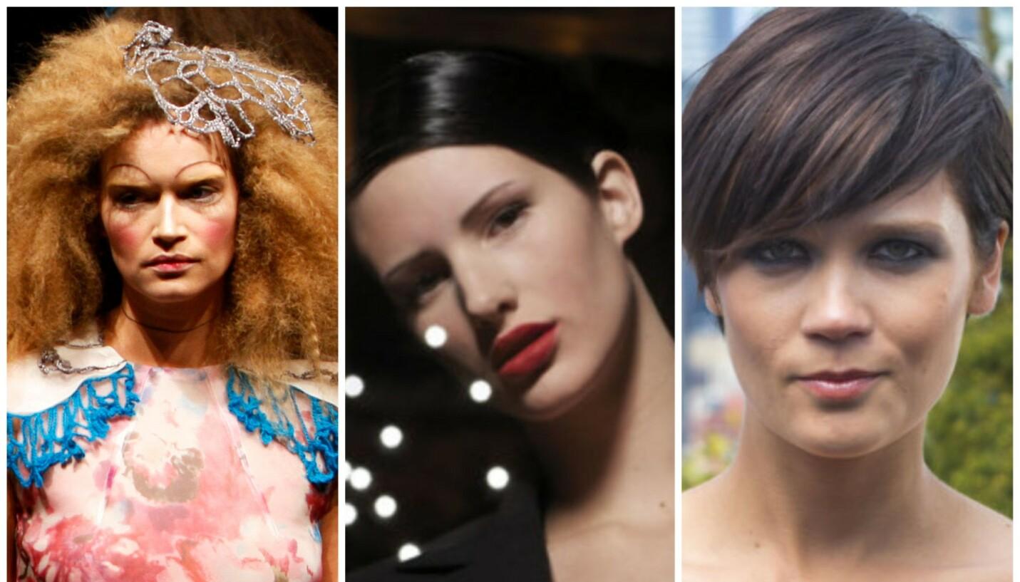 DEN GANG DA: Flere norske jenter gikk seriende ut av modellkonkurransen i beste sendetid. Mange av dem har i senere år gått helt andre veier enn seieren tilsa. Foto: NTB / TV3
