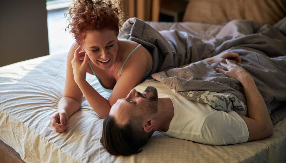 """SNAKKER OM FREMTIDEN ETTER KORT TID: Hvis daten sier """"Har du aldri vært i Roma om våren? Jeg gleder meg til å vise deg rundt, det er skikkelig romantisk der"""" etter noen få dater, kan det være et rødt flagg. FOTO: NTB"""